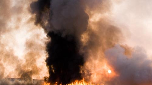 Kringloopwinkel Sneek afgebrand