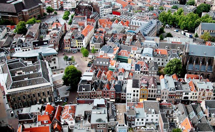 Kringloop Centrum Utrecht Oudegracht