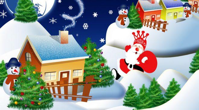 Kringloopwinkelen voor Kerst